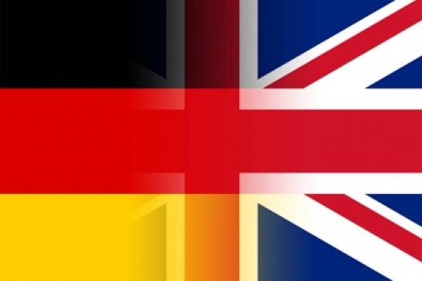 английски или немски