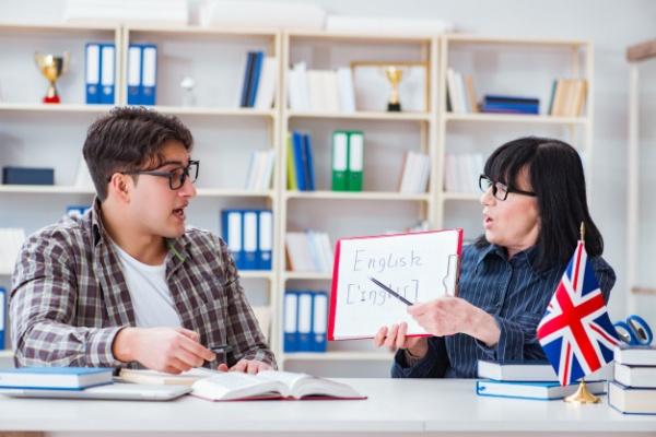 добър учител по чужд език